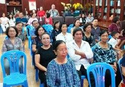 TTMV: Sinh hoạt nhóm cựu giáo chức và thân hữu tháng 6/2019