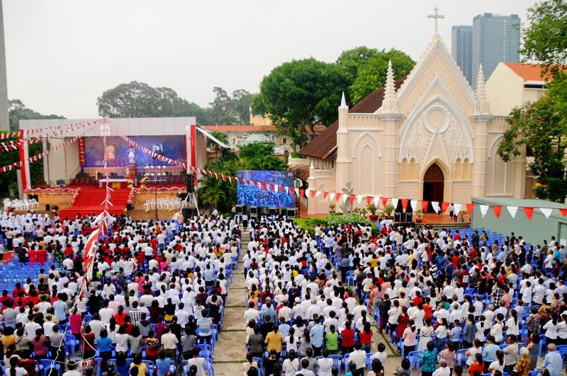 TGP Sài Gòn: Đại lễ Lòng Chúa Thương Xót 2019