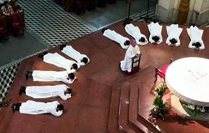 Nhà thờ Đức Bà SG: Thánh Lễ Truyền chức Phó tế (29.5.2019)