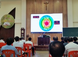 Thường huấn linh mục TGP (4-6/5/2018)