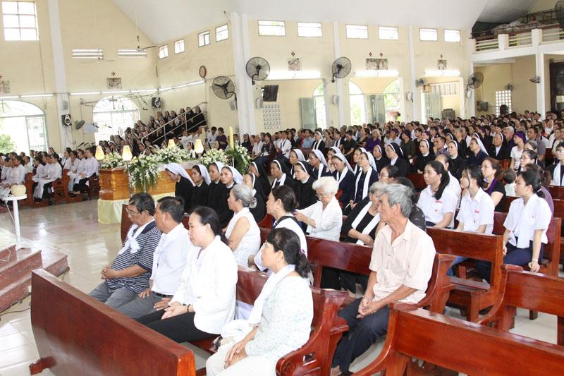 Bài giảng trong Thánh lễ cầu nguyện cho LM G.B. Lê Đăng Niêm