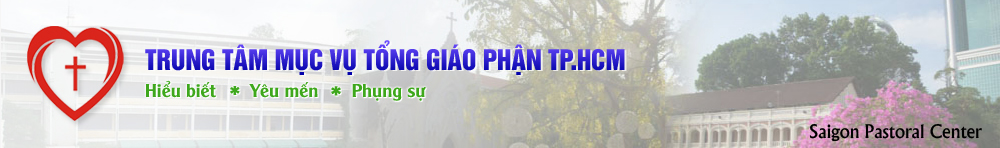 Trung Tâm Mục Vụ Tổng Giáo Phận TP HCM
