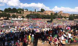 ĐGH gặp gỡ cầu nguyện với các bạn trẻ Italia