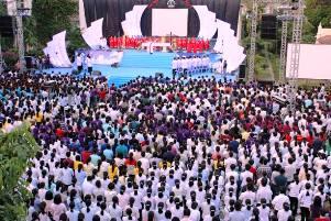 Đại hội Giới trẻ mùa Chay (28.3.2015)