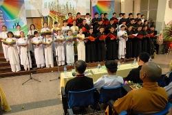 Hội ngộ liên tôn IV-Chương trình
