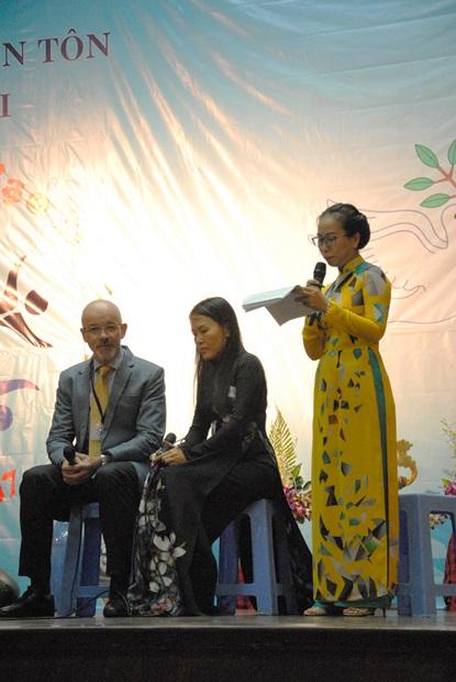 Hội Ngộ Liên Tôn 2017: Đồng tâm Kiến tạo Nhân hòa