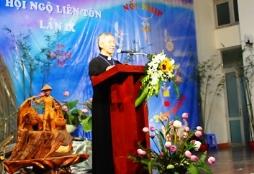 Hội Ngộ Liên Tôn IX: : Lời cảm ơn của Ban tổ chức