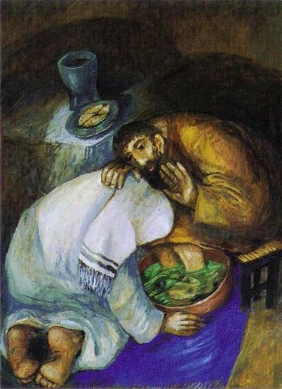 Giáo Hội như là biểu tượng của nghi thức Rửa Chân