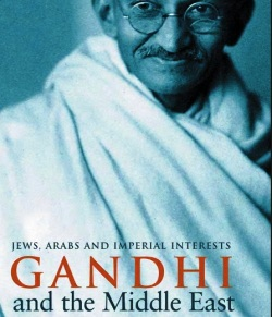 Gandhi and Middle East