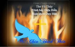 Ơn Chúa Thánh Thần - Ca sĩ: Diệu Hiền