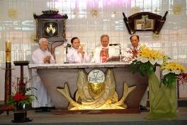 Linh đạo Thánh Thể: Liều thuốc giải độc cho cá nhân chủ nghĩa