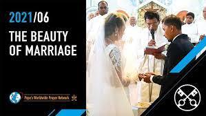 Ý nguyện tháng 6/2021: cầu nguyện cho hôn nhân