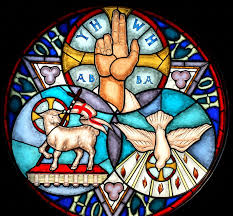 Mầu nhiệm Thiên Chúa Ba Ngôitrong sách GLHTCG