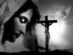 Dưới chân thập giá vẫn thời xin vâng