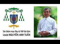 Đức Gm. Louis Nguyễn Anh Tuấn trước sứ mạng mới