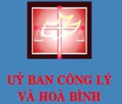 Thư ngỏ của Uỷ Ban Công Lý Và Hoà Bình gửi Quốc Hội về dự thảo Luật đơn vị hành chính – kinh tế