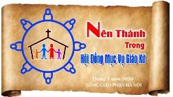 Nên thánh cho các thành viên Hội đồng Mục vụ Giáo xứ