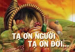Lịch sử Lễ Tạ Ơn - Thanksgiving