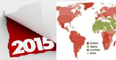 Thời sự Công giáo thế giới năm 2015