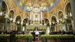 """""""Đêm các đền thánh"""" lần thứ nhất tại Ý"""