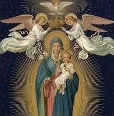 Chức vị Nữ Hoàng của Đức Trinh Nữ Maria