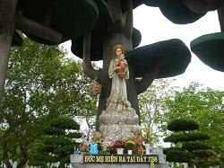 Thông báo về Thánh lễ đặc biệt tại linh địa Đức Mẹ La Vang