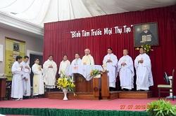 Nhà nguyện Đắc Lộ: Mừng lễ Thánh bổn mạng I-nhã