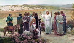 Daily Meditation: ``Jesus called his twelve disciples and gave them power...``