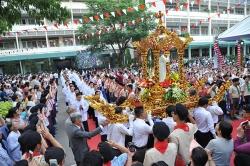 Tổng Giáo phận Sài Gòn: Đại lễ Lòng Chúa Thương Xót