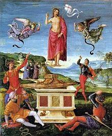 Sự Phục Sinh của Đức Giêsu, Đấng Chịu Chết và Chịu Đóng Đinh