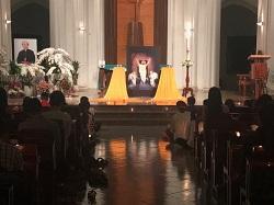 Cầu nguyện Taize 4.4.2018