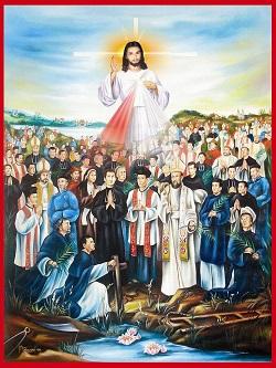 Dòng máu anh hùng - Bài chia sẻ của Đức cha Giuse Vũ Văn Thiên về các Thánh Tử đạo Việt Nam