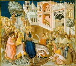 Lễ Lá tại Giêrusalem - 2021
