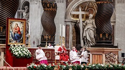Đức Thánh Cha cử hành lễ Chúa Thánh Thần hiện xuống