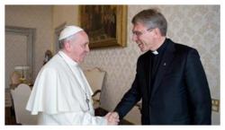 Toà Thánh công bố chương trình chuyến hành hương Thụy Sĩ của Đức giáo hoàng Phanxicô