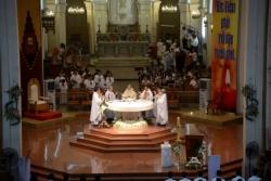 Nhà thờ Chính tòa Sài Gòn: Thánh lễ Vọng Phục sinh