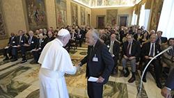 ĐTC Phanxicô gặp Hàn lâm viện Giáo hoàng về Khoa học