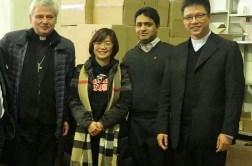 Vatican tặng 600.000  khẩu trang y tế cho Trung Quốc