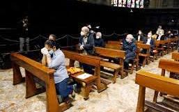 Báo động về tình trạng Giáo Hội thời hậu Covid-19