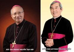 Tòa Giám mục Hà Tĩnh: Thông báo về thánh lễ chuyển giao sứ vụ