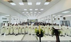Thánh lễ Tạ ơn về sứ vụ mới của Đức cha Louis Nguyễn Anh Tuấn – Viện phó HVCG
