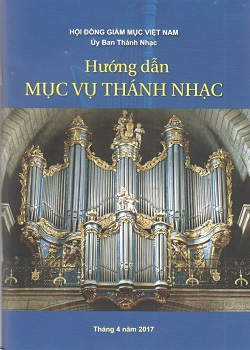"""Thông báo của Uỷ ban Thánh nhạc về việc đặt mua Văn kiện """"Hướng dẫn mục vụ Thánh nhạc"""""""