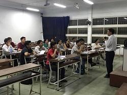HVMV: Các  Giảng khóa Ngoại ngữ Học kỳ I NK 2017 - 2018