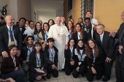 Sinh viên Đại học Do Thái tham dự hội nghị tại Vatican
