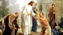 Daily Meditation: ``Is it lawful to heal on the Sabbath or not?``