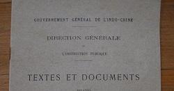Tài liệu về chữ quốc ngữ vào đầu thế kỷ XX (Phần ll)