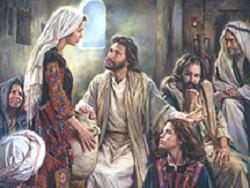 Đón Người vào nhà (29.7.2019 – Thứ Hai - lễ Thánh Mácta)