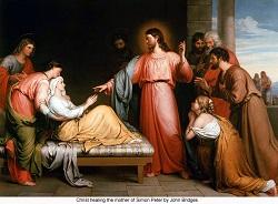 Đấng chữa lành và rao giảng nhiệt thành: SNTM CN V TN (B)