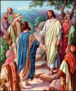 Thầy là Đấng Kitô:  Suy niệm TM CN XXIV TN (B)