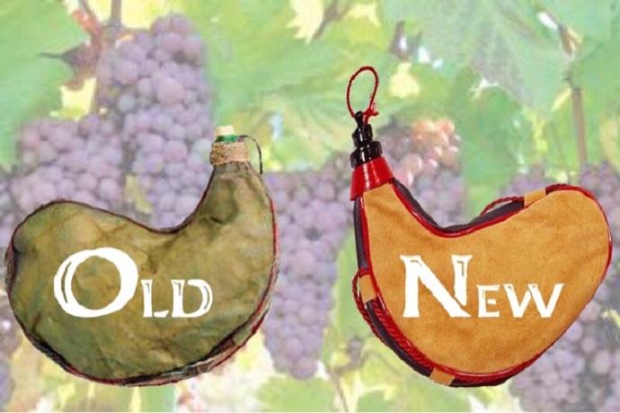 Rượu mới, bầu cũ